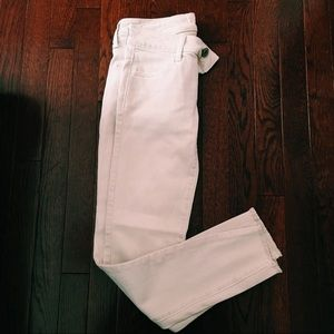 off white American Eagle Jeggings size:2